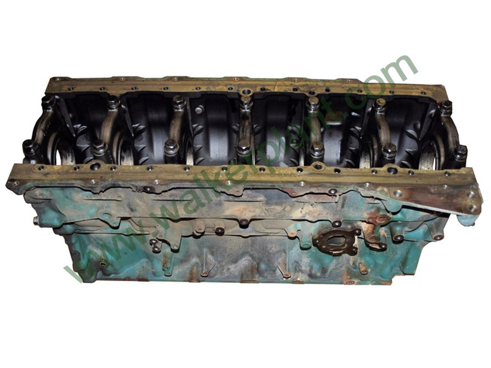 Volvo 24426731 Engine Cylinder Block USED