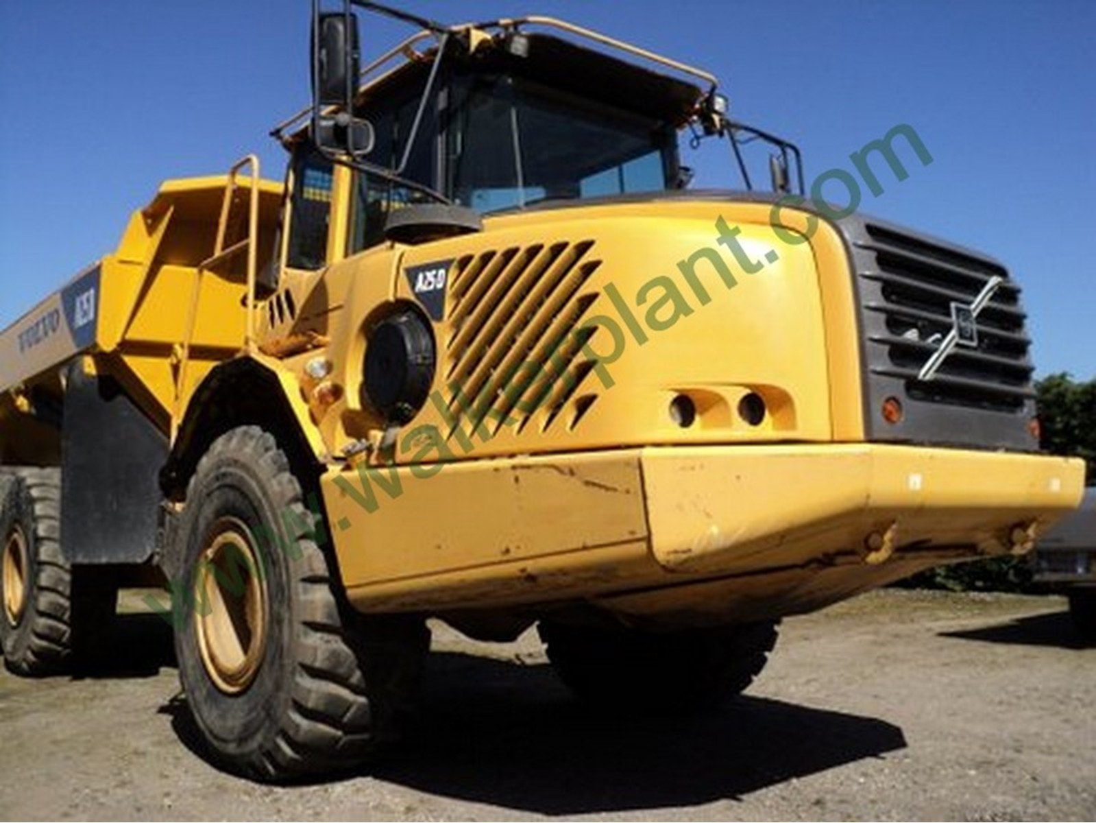 Volvo A25D - 2002 For Sale