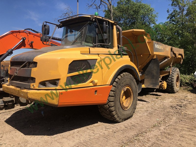 Volvo A25F - 2011 - Dismantling for spares